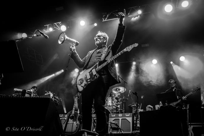Elvis Costello 2016, Sita O'Driscoll, Galway, Big Top, GIAF, Galway International Arts Festival