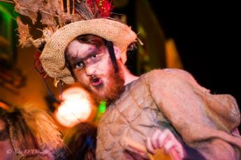 Sita O'Driscoll, Macnas, Halloween, Galway, Ireland