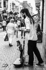 Photographer Galway, Busker Galway, Sita O'Driscoll Photography, Galway, Ireland, Street
